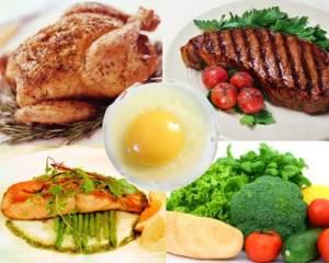 Sumber Makanan Kaya Protein
