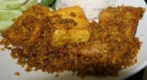 resep ayam goreng bumbu kemiri