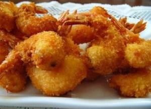 resep udang goreng tepung asam manis