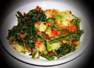 resep urap sayur enak