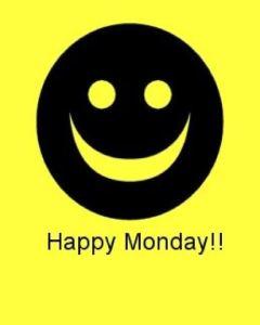 Menghadapi Hari Senin dengan Senyuman