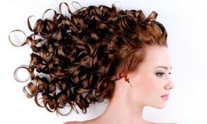 Mengeritingkan Rambut Secara Alami