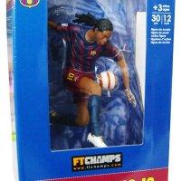 FT Champs Ronaldinho Action Figure