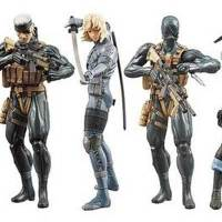 Jual Metal Gear Solid 20th Action Figure
