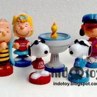 Jual Snoopy Figure
