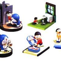 Jual Doraemon Diorama Trading Figure