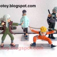 Jual Naruto 4.12 Action Figure