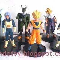 Jual Dragon Ball 6.7 Action Figure