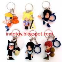 Jual Naruto Figure KeyChain