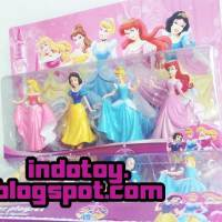 Jual Disney Princess Pack Figure