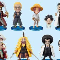 Jual One Piece World Collectible Vol. 0 Figure (WCF)