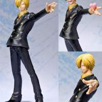 Jual Sanji Figuarts Zero New World Figure
