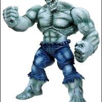 Action Figure Grey Hulk Marvel Universe