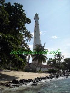 lengkuas island lighthouse, belitong