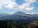 mount batur : view from Kintamani-1