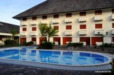 Swimming Pool at Hotel Kresna - Wonosobo