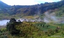 smoky crater