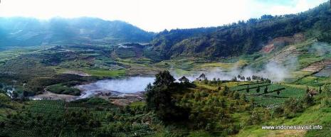 sileri crater landscape