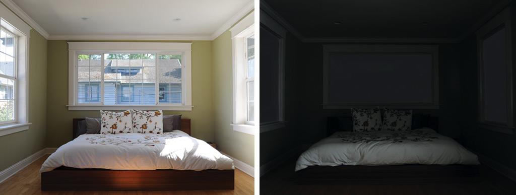 Indow Blackout Solutions The Best Blackout Curtains Aren't