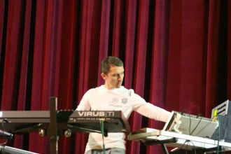 12. Indra in concert - Bucharest (2006) - 8