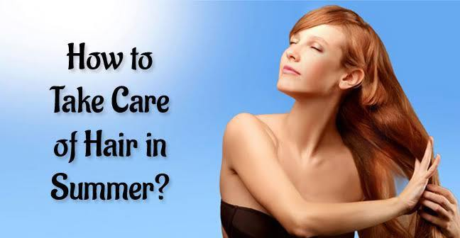 Hot Weather Hair Care | Tips on How to Take Care of Your Hair in Summer!