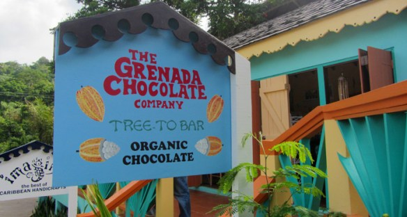 The Grenada Organic Chocolate Company