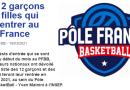 Les 12 garçons et 10 filles qui vont entrer au Pôle France