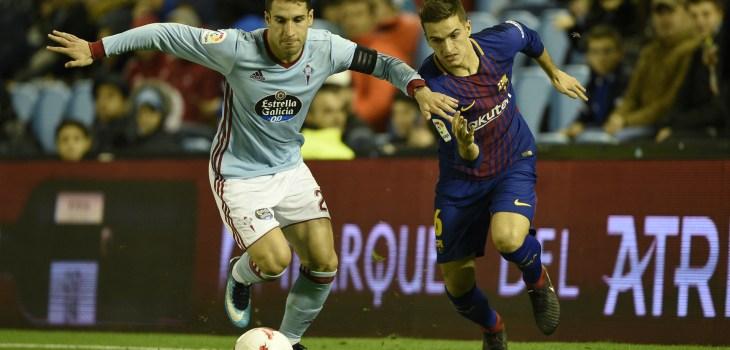 Celta Vigo vs Barcelona La Liga