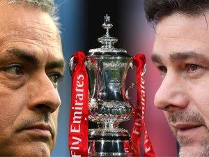 Manchester United vs Tottenham Hotspur FA Cup Semi-final