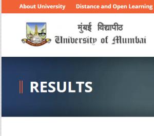 mu.ac.in Results 2019