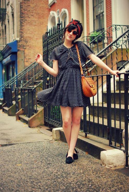 vintage look fashion fashion
