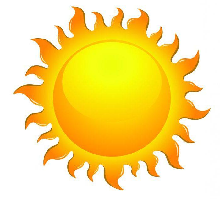 солнце рисунок пнг организме
