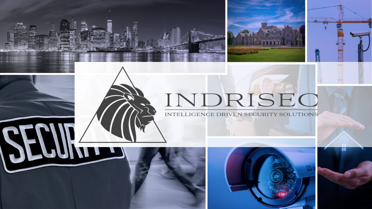 Indrisec - Intelligence Driven Security Solutions