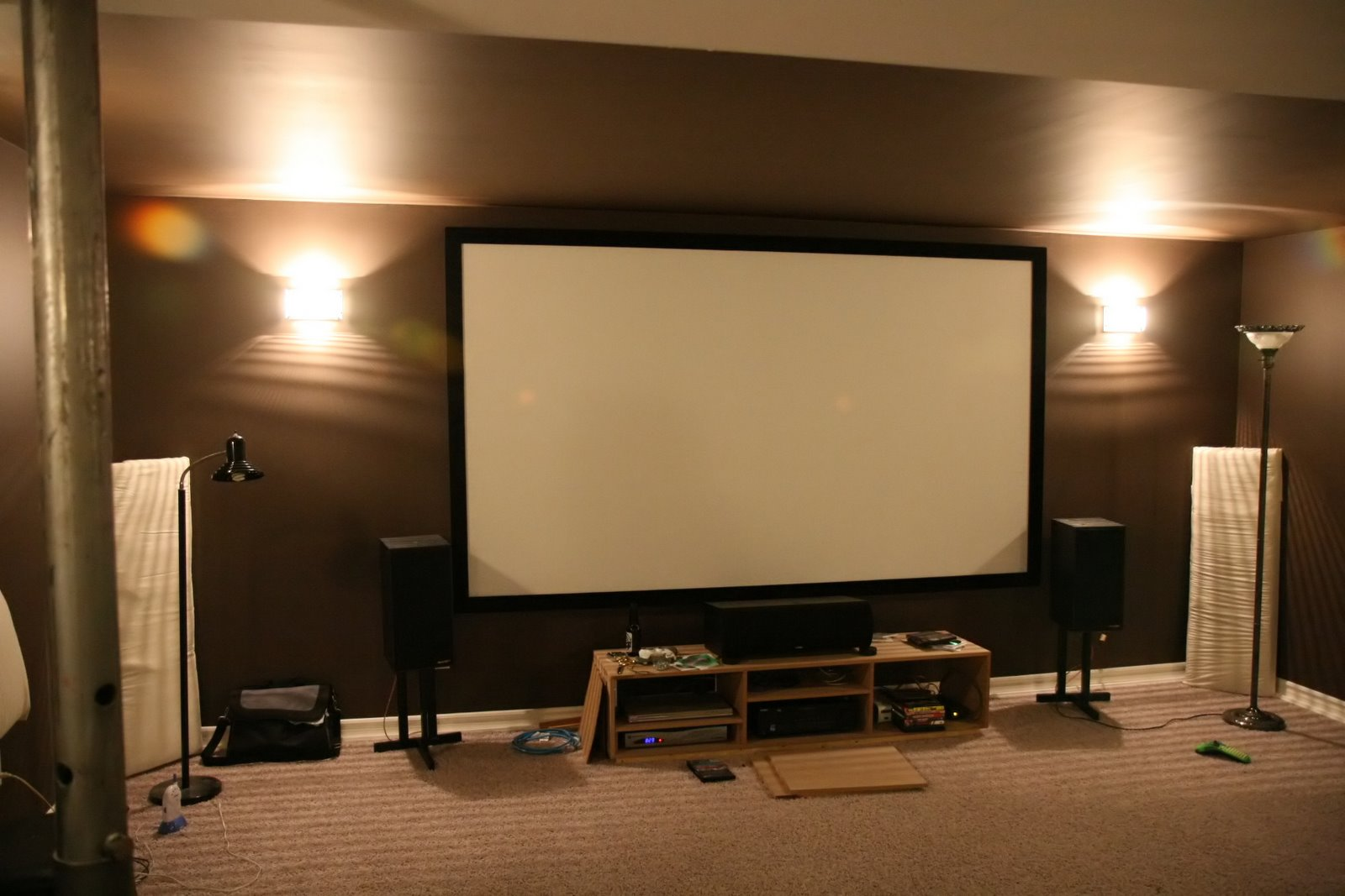 hight resolution of projector