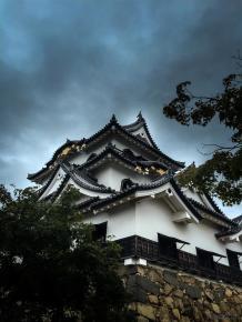 Around Japan - Hikone Castle by Matias Masucci