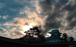 Around Japan - Kanazawa Castle by Matias Masucci