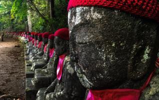 Around Japan - Kanmangafuchi Abyss in Nikko by Matias Masucci
