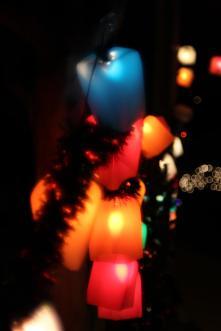 Christmas Lanters by Matias Masucci