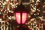 Christmas Lightpost by Matias Masucci