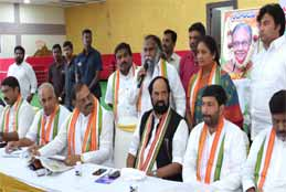 Congress Will Give 50% Of Tickets To BCs In Municipal Polls: Uttam