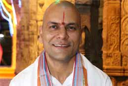 TTD EO Inspects Srivari Temple Works At Vizag
