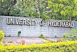 Prestigious Nature Index Ranks UoH First Among Indian Universities
