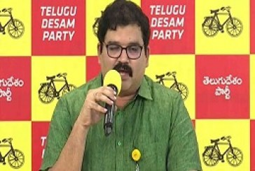 TDP Demands Resignation Of CM Jagan