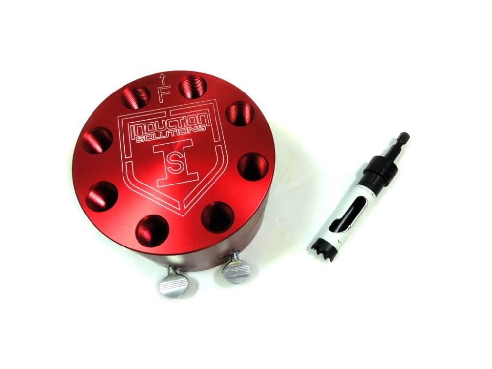 medium resolution of  spark plug cutting tool
