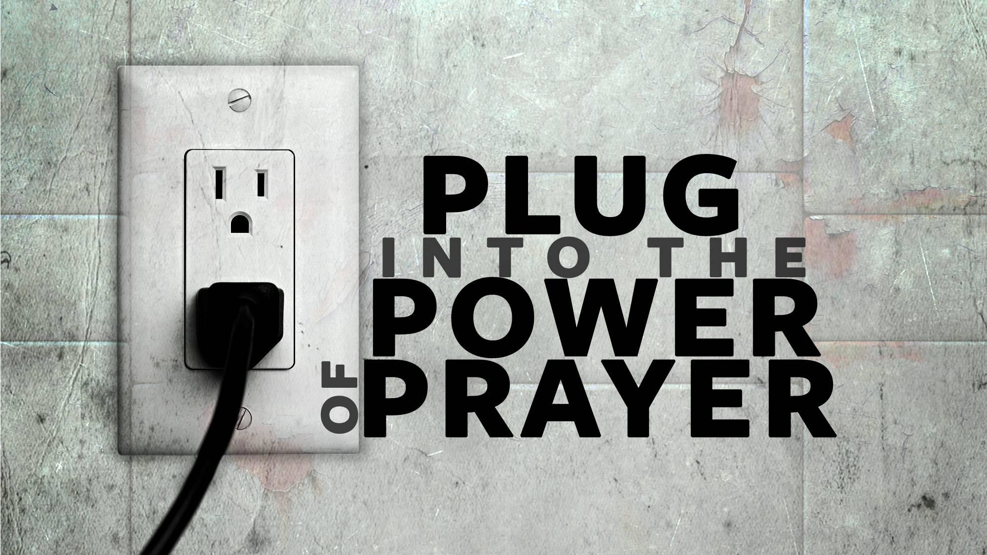 Preparing With Prayer