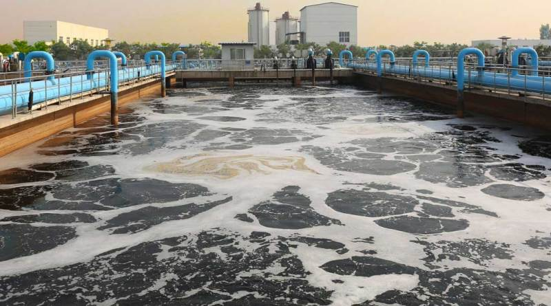 Plastic Waste Decontamination from Water