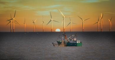 Britain now generates twice as much electricity from wind energy as coal
