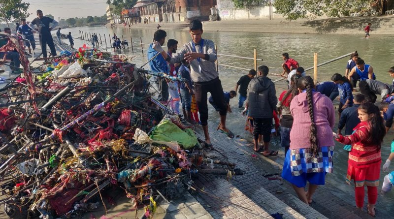 305 projects worth Rs 28,613 Cr sanctioned to clean Ganga river, 109 completed: Water Min