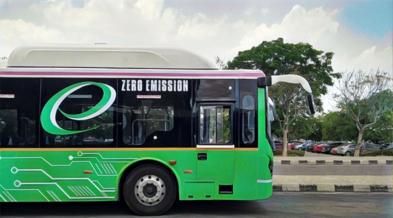 5,495 Electric buses for intercity, intracity travel; 100 e-buses for Delhi Metro connectivity