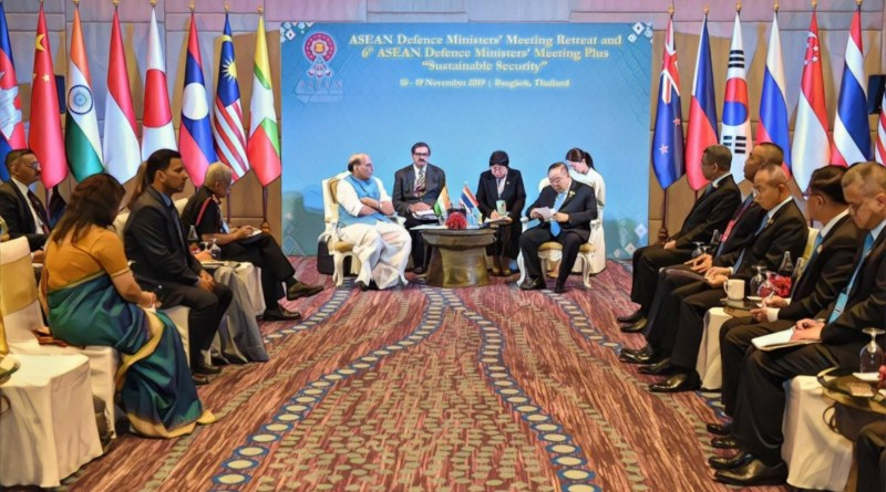 6th ASEAN Defence Ministers' Meeting-Plus (ADMM-Plus)